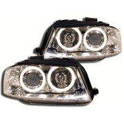 Faruri Angel Eyes Audi A3 8P 03- crom