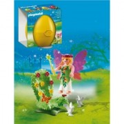Playmobil Egg - Fairy with Flower Throne