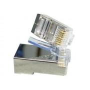 NTR 5054 RJ45 Cat5e FTP/STP árnyékolt csatlakozó patch kábelhez