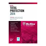 McAfee Total Protection 2014