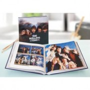 "Buch ""The Rolling Stones"" oder ""The Rolling Stones"" Collectors Edition, Buch ""The Rolling Stones"""