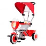 Tricikl Chipolino Spring crveni