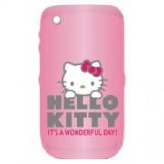 Husa Capac spate Rosu BLACKBERRY Curve 8520, Curve 9700 Hello Kitty