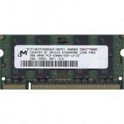 Memorie Laptop Micron DDR2 2 GB 667 MHz PC 5300