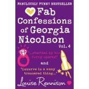 Fab Confessions of Georgia Nicolson (Vol 7 and 8) by Louise Rennison