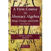 A First Course in Abstract Algebra by Marlow Anderson