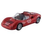 Best Model - 9532 - Véhicule Miniature - Modèle À L'échelle - Abarth Sp 1000 - Winner Targa Florio - 1969 - Echelle 1/43
