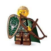 LEGO Minifiguras Coleccionables: Space Villain Minifigura (Serie 3)