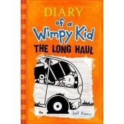 The Long Haul: Diary of a Wimpy Kid (BK9), by Jeff Kinney