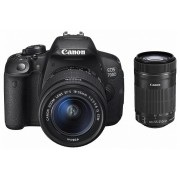 Canon EOS 700D kit (18-55mm IS STM, 55-250mm STM)