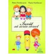 Invat sa scriu corect clasa 2 - Caiet - Petru Hurducaciu Paula Hurducaci