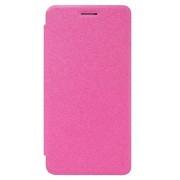 Huawei Honor 5A Nillkin Sparkle Series Flip Hoesje - Hard Roze