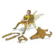 Schleich Elf Riding Set Tinuveel