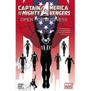 Captain America & the Mighty Avengers: Open for Business Volume 1 by Al Ewing