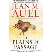 Plains of Passage by Jean M. Auel
