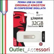 Penna USB Pendrive Kingston 32gb DT-SE9H DataTraveler