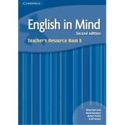 English in Mind Level 5 Teacher's Resource Book by Brian Hart
