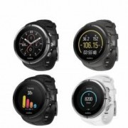Suunto Multisportuhr Spartan Ultra (HR) All Black Titanium HR (mit Brustgurt)