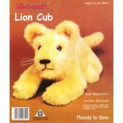 Lion Cub - Soft Toy Kit