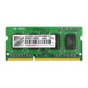 Transcend JM1333KSU-1G Ram DDR3 SO-DIMM 204PIN 1333Mhz per Notebook 1Gb