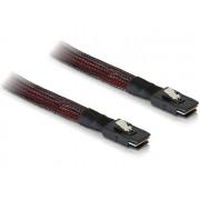 Delock Cable mini SAS 36pin male-male (SFF 8087) 50cm 83055
