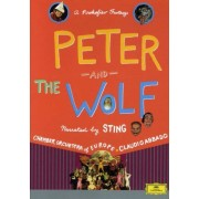 S Prokofiev - Peter and the Wolf (0044007342671) (1 DVD)