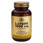 SOLGAR L-Lisina 50 Comprimidos