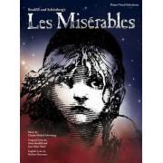 Les Miserables Piano/Vocal Selection by Claude-Michel Schonberg