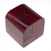 Forma MAIKOU MK516 Caja desatados Rompecabezas Toy - rojo oscuro