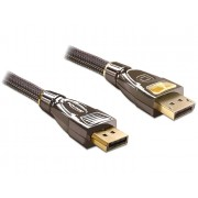 Delock Cable Displayport male > male 5 m 82773