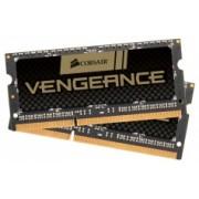 Kit Memoria RAM Corsair Vengeance DDR3, 1600MHz, 8GB (2 x 4GB), CL9, SO-DIMM