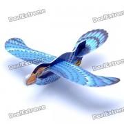 Desarrollo intelectual bricolaje Flying Bird Masa Puzzle conjunto de juguete