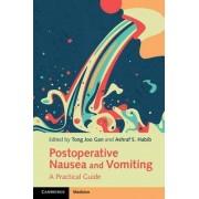 Postoperative Nausea and Vomiting by Tong Joo Gan