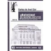 Buletinul Jurisprudentei 2012 Curtea De Apel Cluj