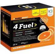 NamedSport 4 Fuel - Nahrungsmittelergänzung 20 Portionen
