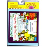 Mary Wore Her Red Dress and Henry Wore His Green Sneakers Book & Cd by Merle Peek