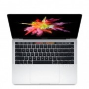 """MacBook Pro 13"""" Touch Bar and Touch ID 256GB Silver"""