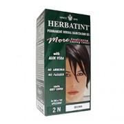 HERBATINT PERMANENT HERBAL HAIRCOLOUR GEL (2N - Brown) 1 or 2 Applications