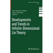 Developments and Trends in Infinite-Dimensional Lie Theory by Karl-Hermann Neeb
