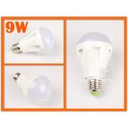 BOMBILLA LED de 9w e27 blanca Barata