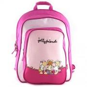NICI 16381 Children's Backpack, Pink/ Light Violet