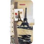 Husa Lemontti Happy Life Old Paris iPhone 5 5S