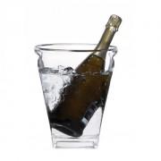 Cubitera acrílica Quadra para 1 Botella 75 Cl.