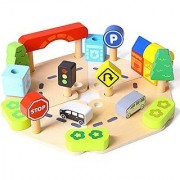 Town and Country Play Set 24pcs (18Mos+)