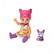 Zapf Creation 920.350 - Chou Chou Foxes Mini Doll Judy