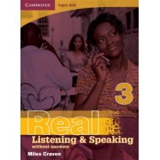 Cambridge English Skills Real Listening and Speaking 3 without Answers: Level 3 by Miles Craven