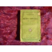 Oeuvres Completes-Les Chants De Maldoror-Introduction Par Roger Caillois-Frontispice De Salvador Dali