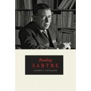 Reading Sartre by Joseph S. Catalano