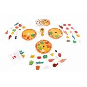 Joc de societate pentru copii Pizza Rapidă Janod 02782