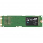 Samsung 850 Evo-Series SSD - 500GB Capacity, SATA 6Gb/s Interface, TRIM Support, 50 MWatts Power Consumption - MZ-N5E500BW